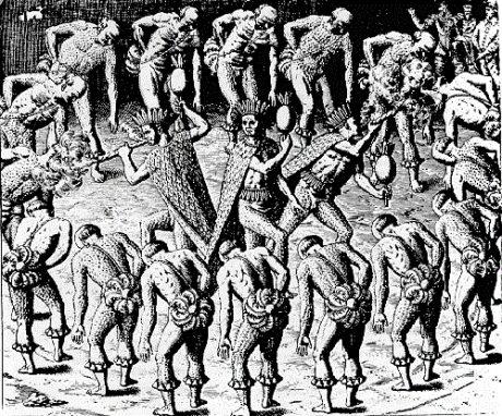 Tupinamba tribe - 16th Century