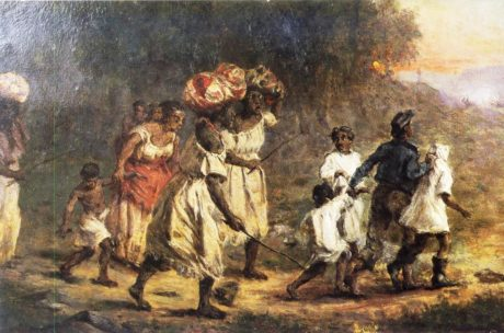 Run away slaves