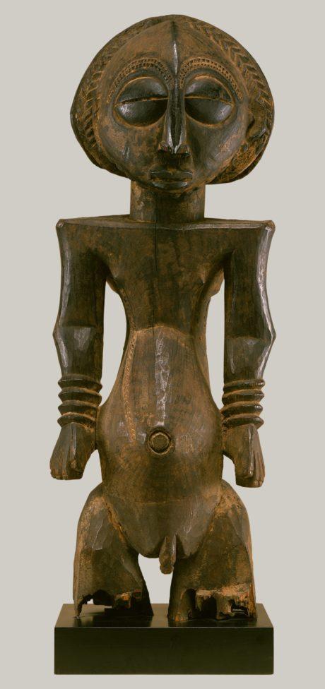 Congo statue