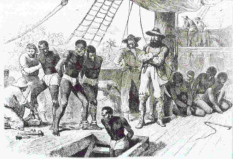 Slave's boarding